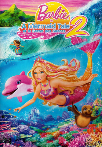 Barbie in a Mermaid Tale 2 (Bilingual) DVD Movie