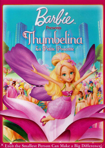 Barbie Presents Thumbelina (Bilingual) DVD Movie