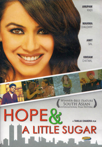 Hope & A Little Sugar DVD Movie