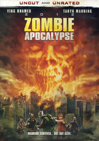2012: Zombie Apocalypse (Uncut and Unrated) DVD Movie