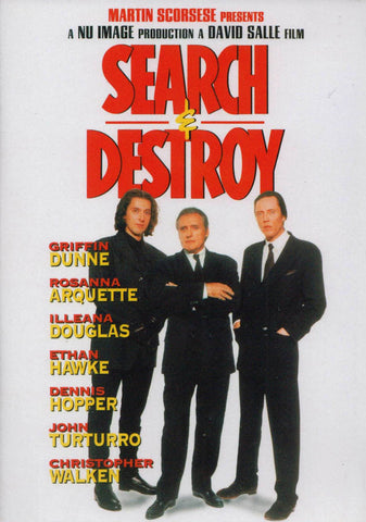 Search & Destroy DVD Movie