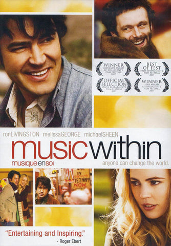 Music Within (Bilingual) DVD Movie