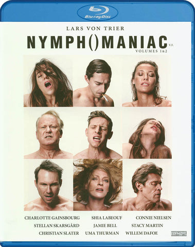 Nymphomaniac: Volume 1 and 2 (Bilingual)(Blu-ray) BLU-RAY Movie