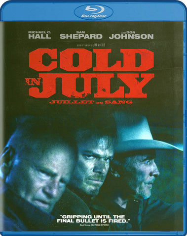 Cold In July (Bilingual)(Blu-ray) BLU-RAY Movie