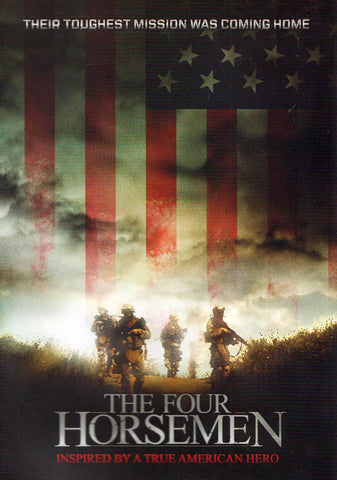 The Four Horsemen DVD Movie