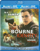The Bourne Identity (Blu-ray + DVD) (Bilingual) (Blu-ray) BLU-RAY Movie