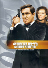 On Her Majesty s Secret Service (James Bond) (Bilingual)