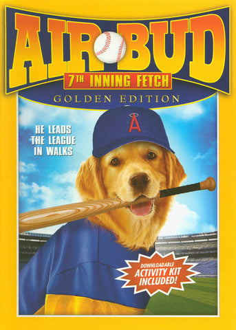 Air Bud - 7th Inning Fetch (Golden Edition) DVD Movie