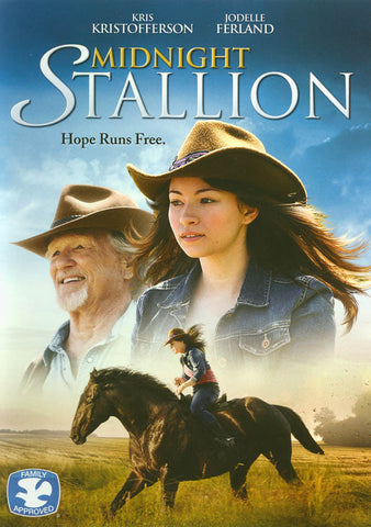 Midnight Stallion DVD Movie