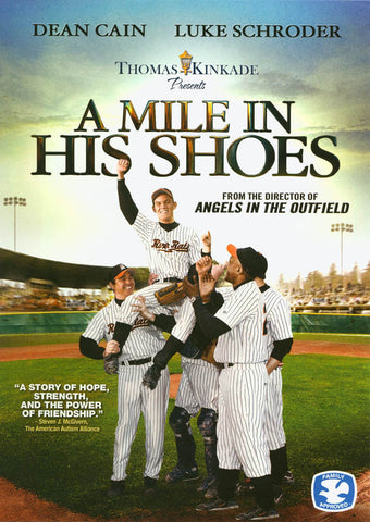 A Mile in His Shoes DVD Movie