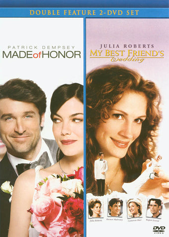 Made of Honor / My Best Friends Wedding (Double Feature) DVD Movie