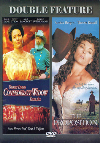 Oldest Living Confederate Widow Tells All / The Proposition (Double Feature) DVD Movie