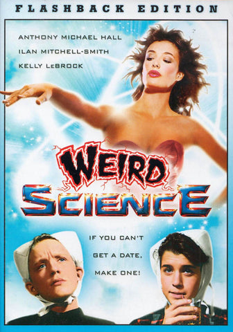 Weird Science (Flashback Edition) DVD Movie