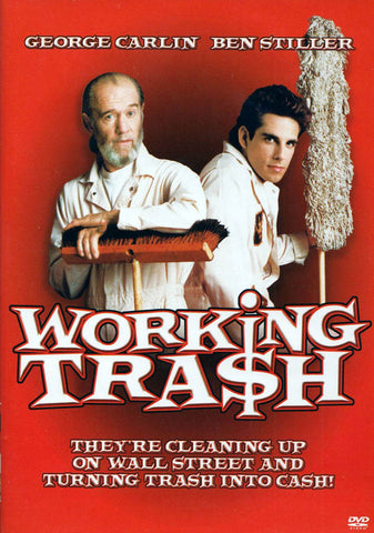 Working Trash DVD Movie
