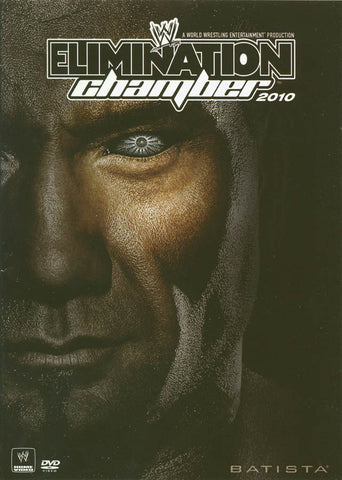 WWE - Elimination Chamber 2010 DVD Movie