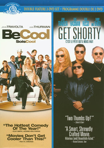 Be Cool / Get Shorty (Double Feature) (Bilingual) DVD Movie