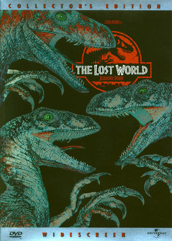 Jurassic Park - The Lost World - Collector s Edition (Widescreen) DVD Movie