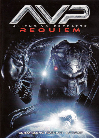Alien Vs. Predator - Requiem DVD Movie