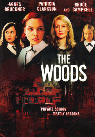 The Woods (Widescreen / Fullscreen Edition) DVD Movie
