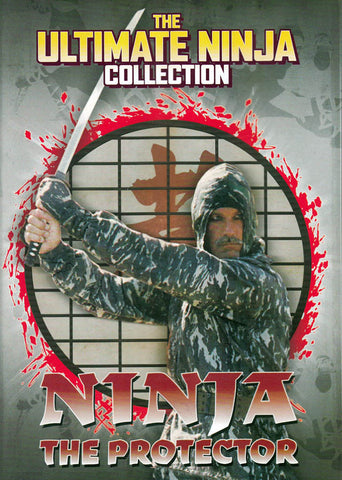 The Ultimate Ninja Collection - Ninja the Protector DVD Movie