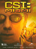 CSI - Miami - The Complete Season Three (3) (Boxset) DVD Movie