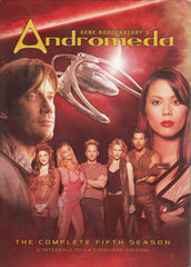 Andromeda - The Complete Fifth Season (5th) (Bilingual) (Boxset)