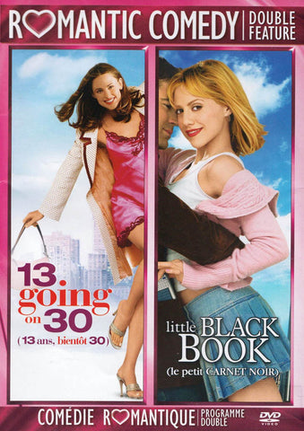 13 Going on 30 / Little Black Book (Romantic Comedy Double Feature) (Bilingual) DVD Movie