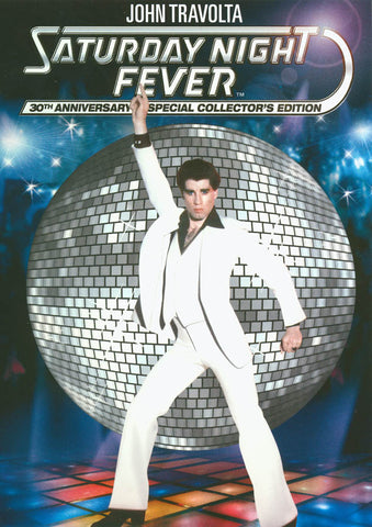 Saturday Night Fever (30th Anniversary Special Collector's Edition) DVD Movie