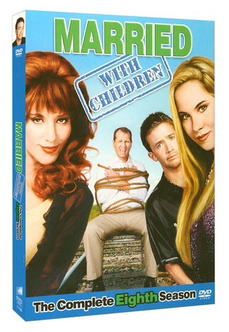 Married With Children - The Complete Eighth Season (Boxset) DVD Movie
