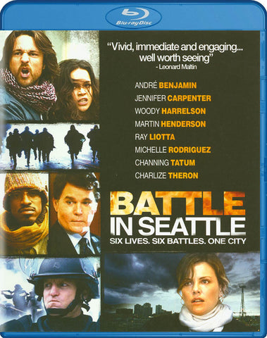 Battle in Seattle (Blu-ray) BLU-RAY Movie