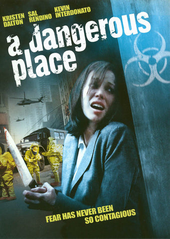 A Dangerous Place DVD Movie