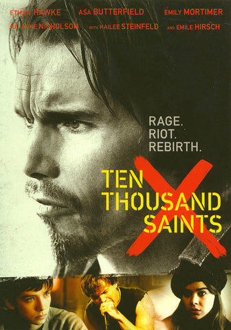 Ten Thousand Saints (Black Spine) DVD Movie