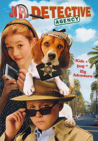 Jr. Detective Agency DVD Movie