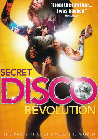 Secret Disco Revolution DVD Movie