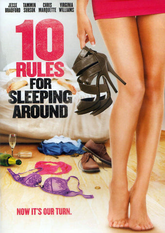 10 Rules for Sleeping Around DVD Movie