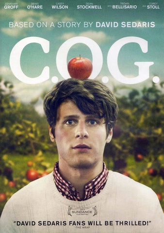 C.O.G. DVD Movie