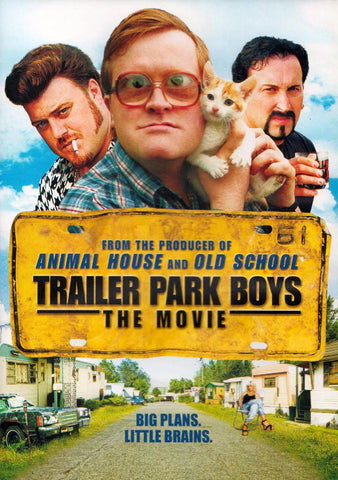 Trailer Park Boys - The Movie DVD Movie