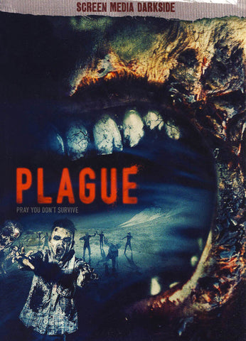 Plague DVD Movie