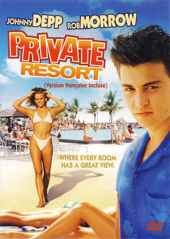 Private Resort (Widescreen) (Bilingual) DVD Movie