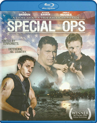 Special Ops (Blu-ray) BLU-RAY Movie