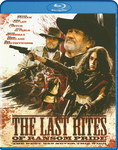 The Last Rites Of Ransom Pride (Blu-ray) BLU-RAY Movie