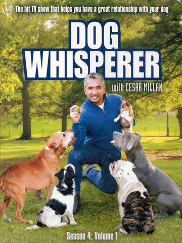 Dog Whisperer with Cesar Millan - Season 4, Vol.1 (Boxset) (Screen Media) DVD Movie
