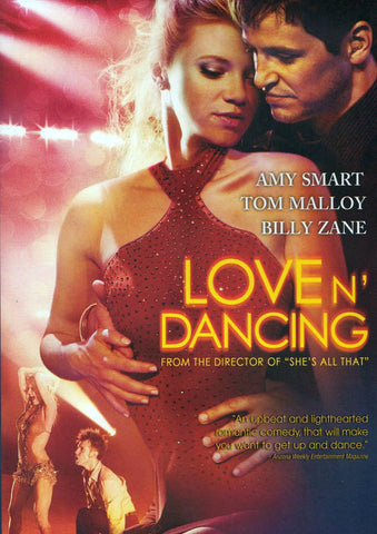 Love N Dancing (Screen Media) DVD Movie