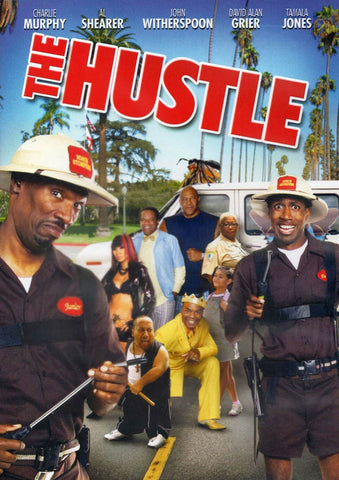 The Hustle DVD Movie