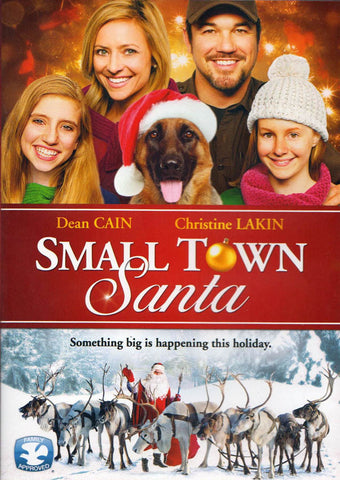 Small Town Santa DVD Movie