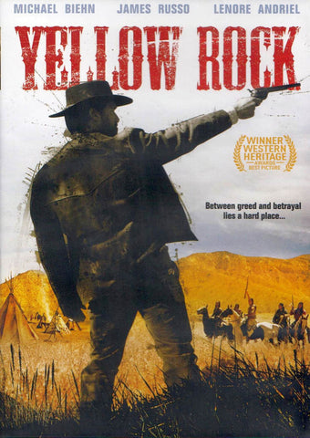 Yellow Rock DVD Movie