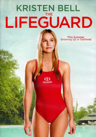 The Lifeguard DVD Movie