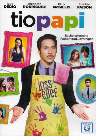 Tio Papi DVD Movie