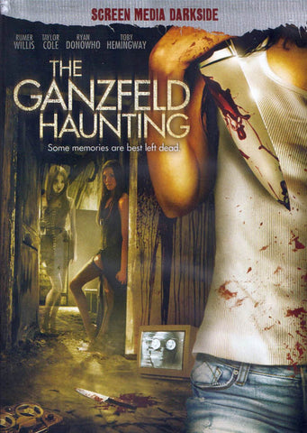 The Ganzfeld Haunting DVD Movie