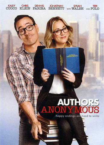 Authors Anonymous DVD Movie